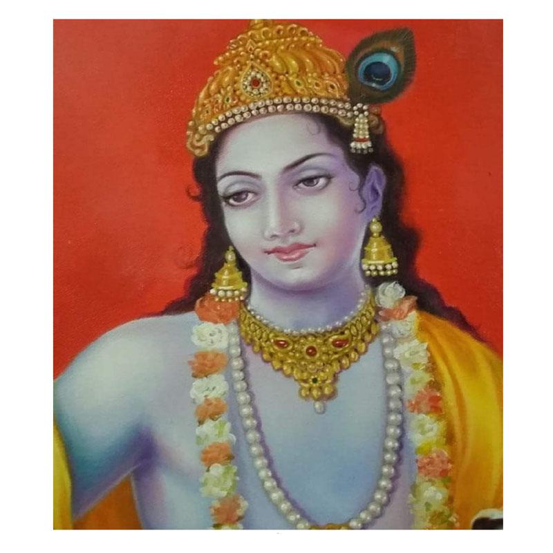 Krishna by Vijay Koul