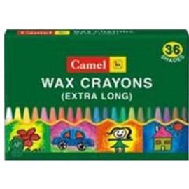 Camlin Kokuyo Colors Wax Crayons 1000XL 36 Shades