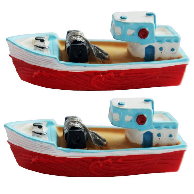 Model Accessories Boat 3pcs Set BOAT1-3PA