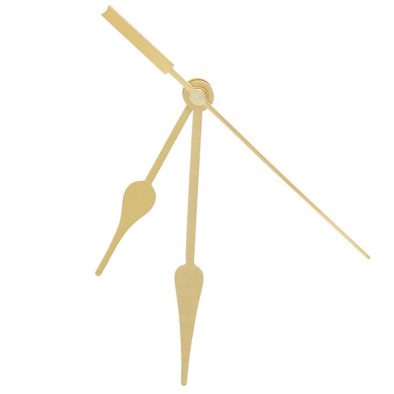 Clock Hands Set Small Gold 13G CH13GD