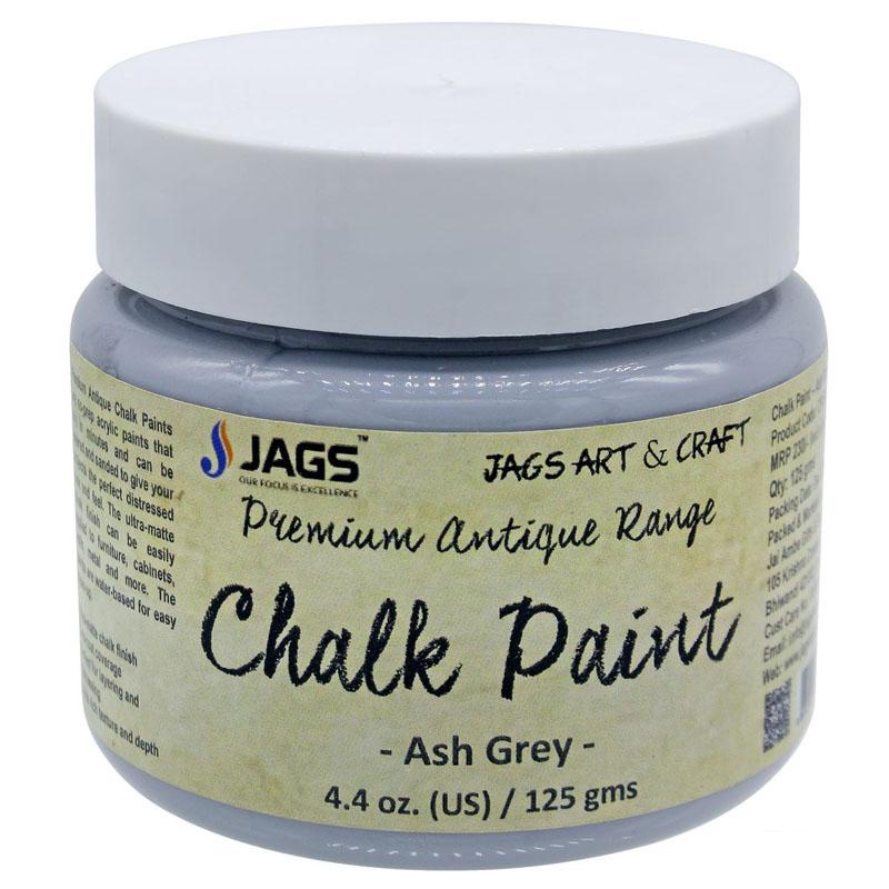 Chalk Paint Antique Premium Ash Grey 125ML CPAP05