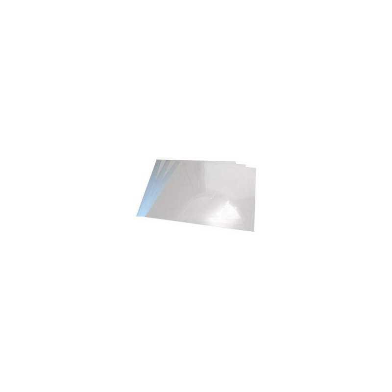 OHP Sheet 150 Microns Best for Greeting Cards & Making Shaker Cards 10 A4 Sheets