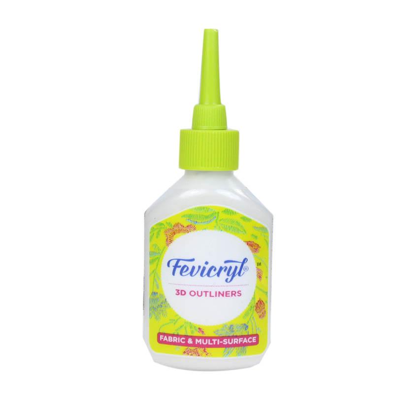 Fevicryl 3dOutliner_MetalicSilver