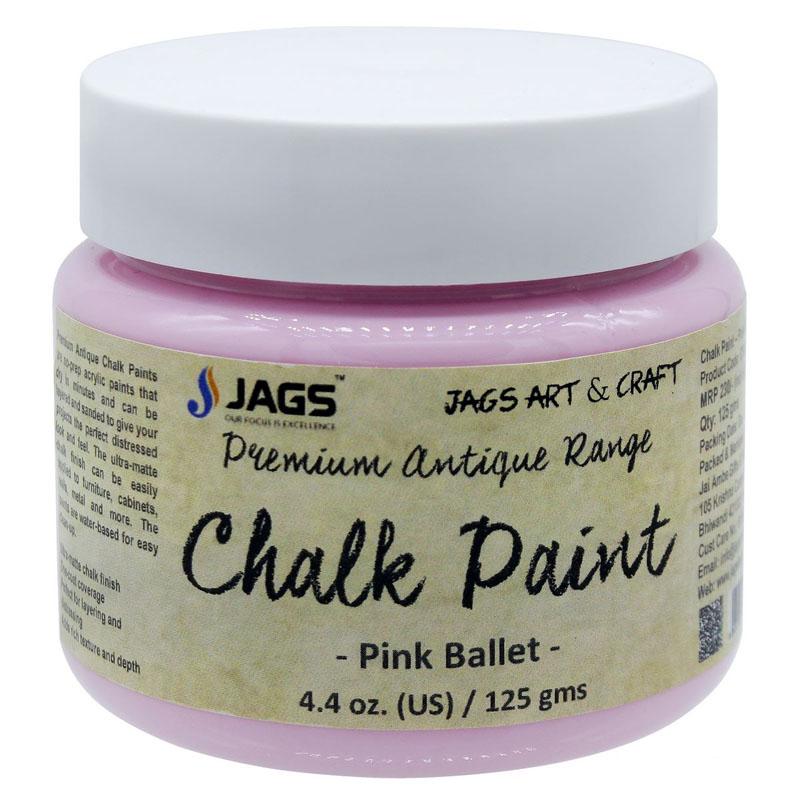 Chalk Paint Antique Premium PinkBallet 125ML CPAP08