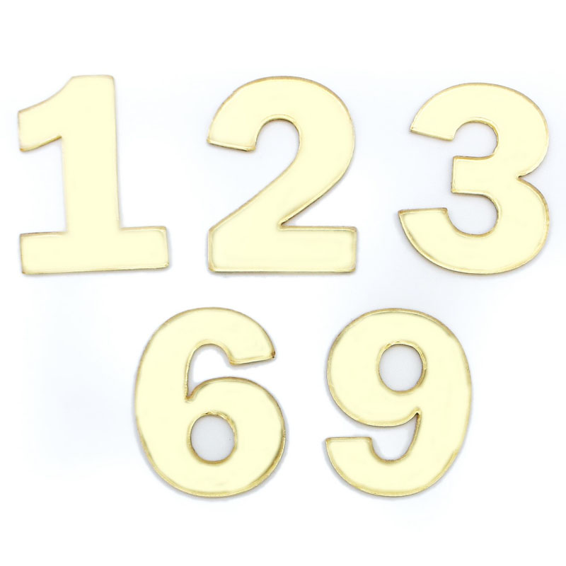 Acrylic Numerical Number ANN000
