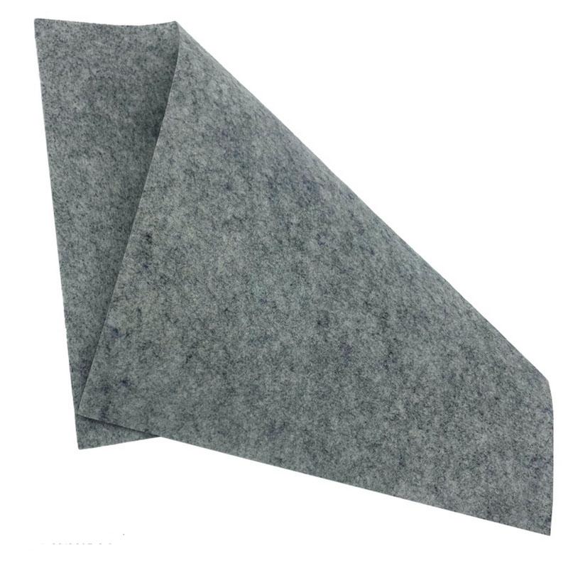 A3 Nonwoven Felt Sheet Light Grey 121 A3LGN121