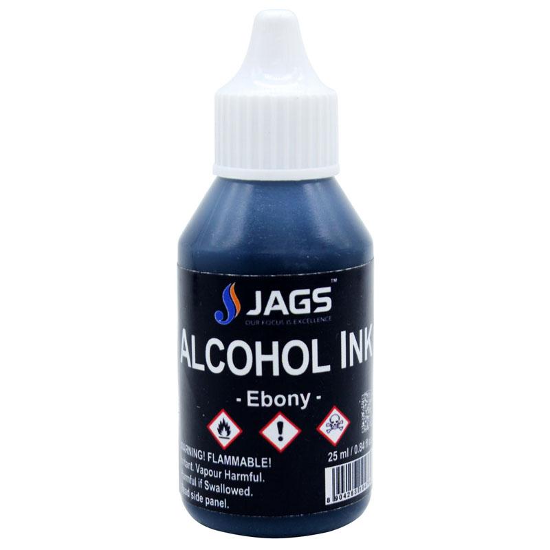 Alcohol Ink Ebony 25ML AI2E00