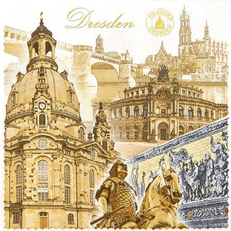 Tissue Paper 13*13inch Dresden 211500