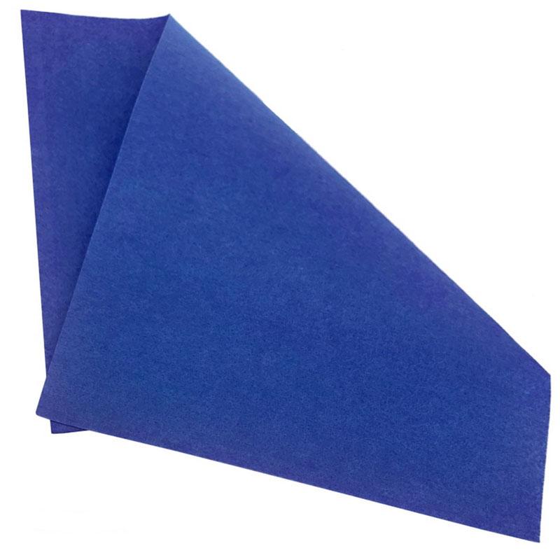 A3 Nonwoven Felt Sheet Royal Blue A3RBL855