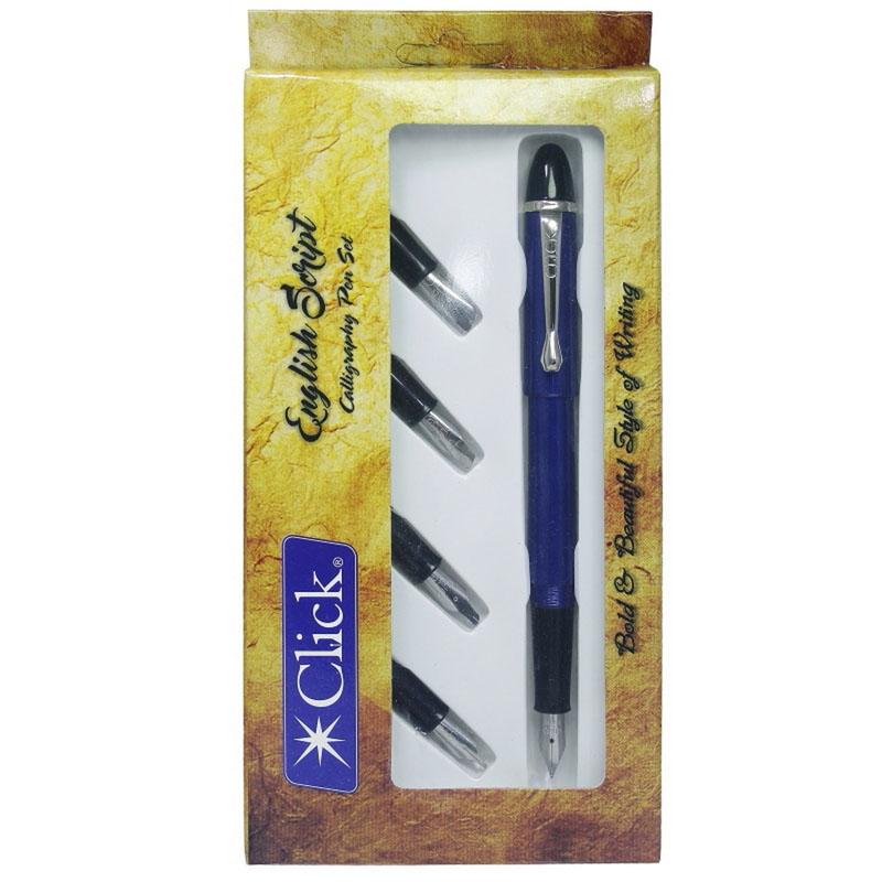 Calligraphy Click Set English Script CSES00