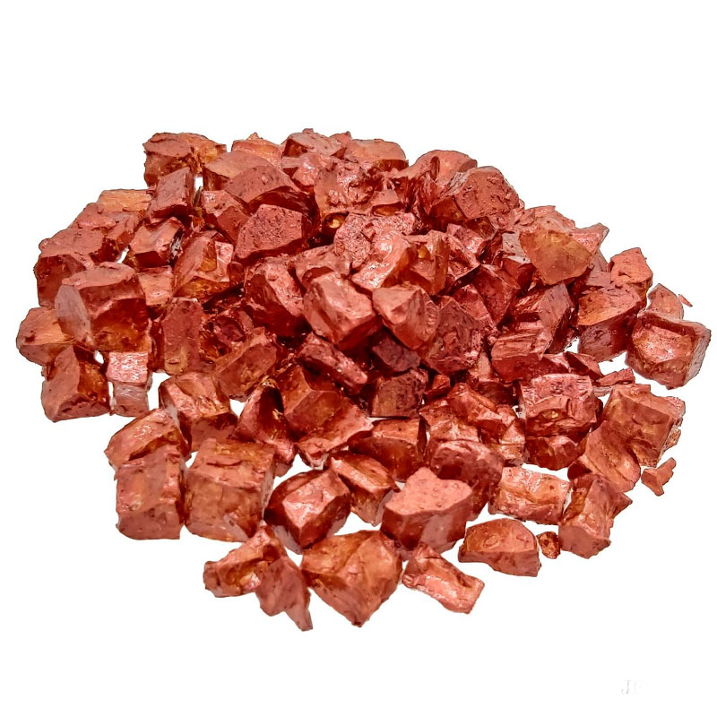 Jags Flakes Metallic Stone Red 200Gms JFMS03
