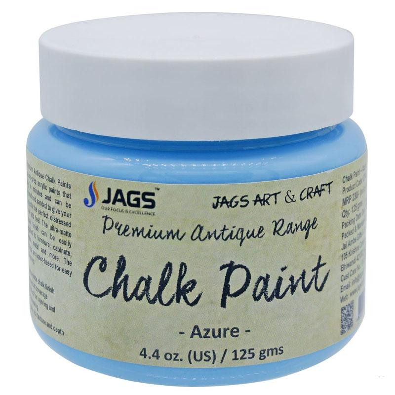 Chalk Paint Antique Premium Azure 125ML CPAP03