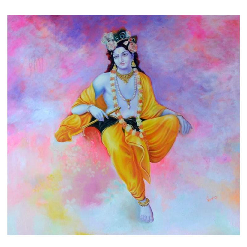 Krishna 2 by Vijay Koul