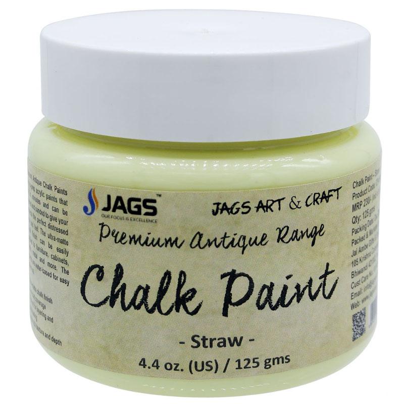Chalk Paint Antique Premium Straw 125ML CPAP06