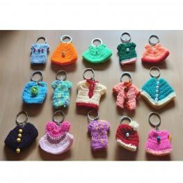 Crochet Key-chains by Aarya Bhase AB2