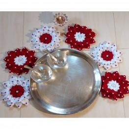 Crochet Jumbo Flowers by Aarya Bhase -2