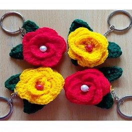 Crochet Key-chains by Aarya Bhase